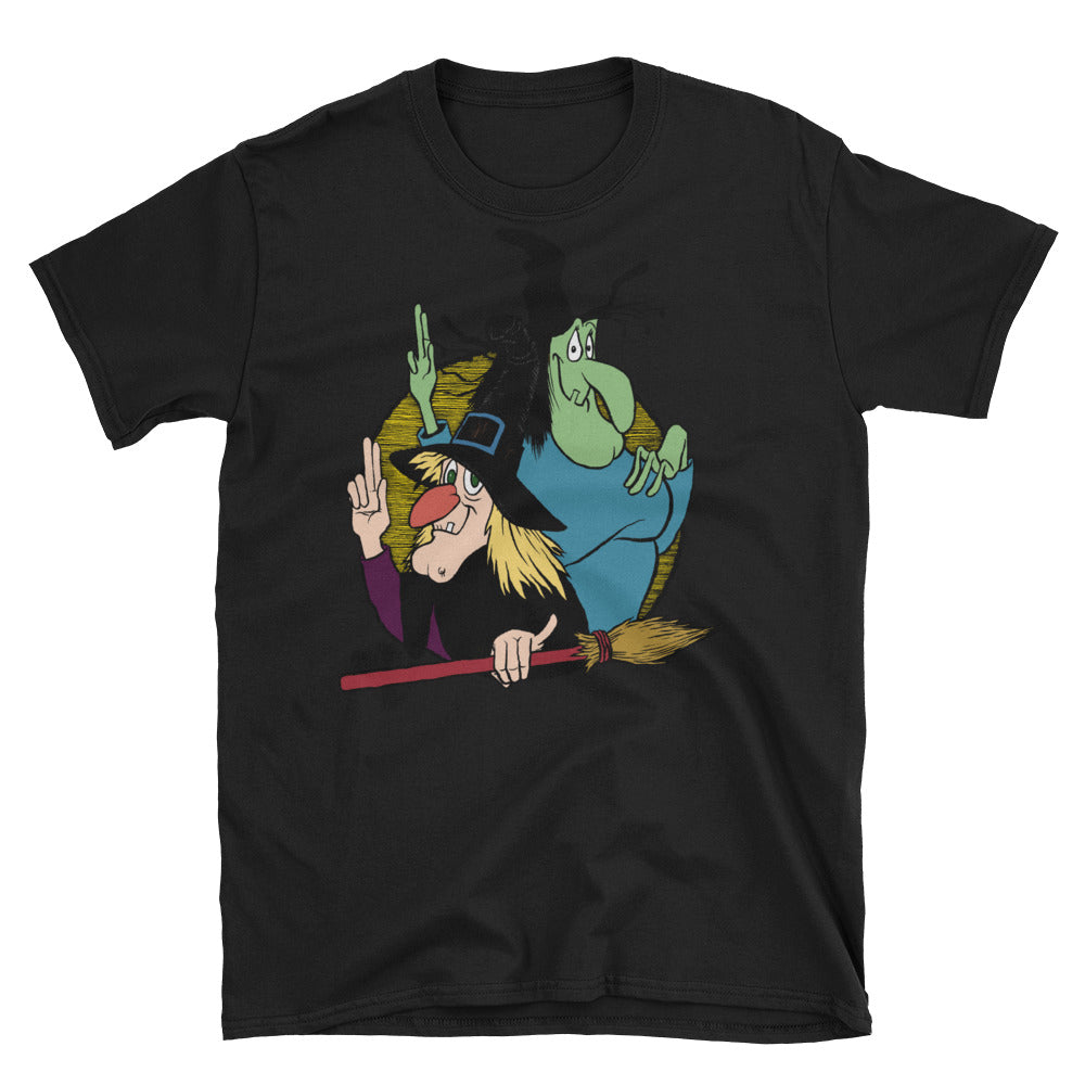 Halloween Saints Series 2 - ALT - Witch Hazel Short-Sleeve Unisex T-Shirt