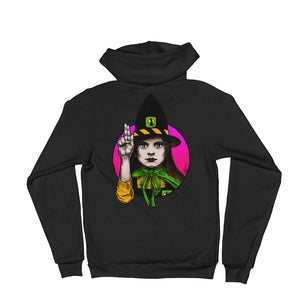 Halloween Saints Series 2 - ALT - Mildred Hubble Hoodie sweater