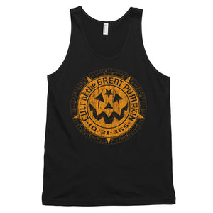 Cult of the Great Pumpkin - Weathered Logo Classic tank top (unisex)