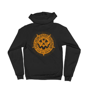 Cult of the Great Pumpkin - Weathered Logo Hoodie sweater