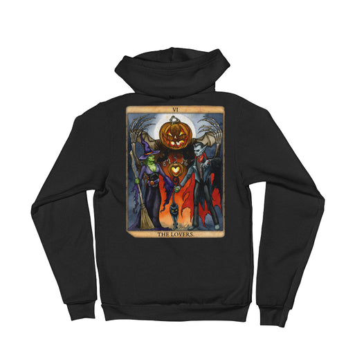 Halloween Lovers Hoodie sweater