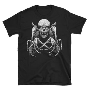 Fearwear Art - Necromancer Short-Sleeve Unisex T-Shirt