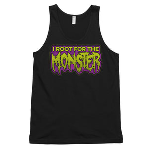 I Root for the Monster Classic tank top (unisex)