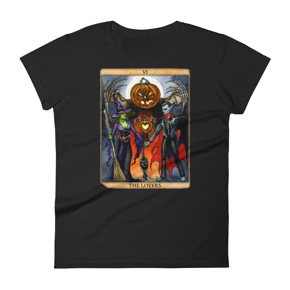 Halloween Lovers Women's short sleeve t-shirt