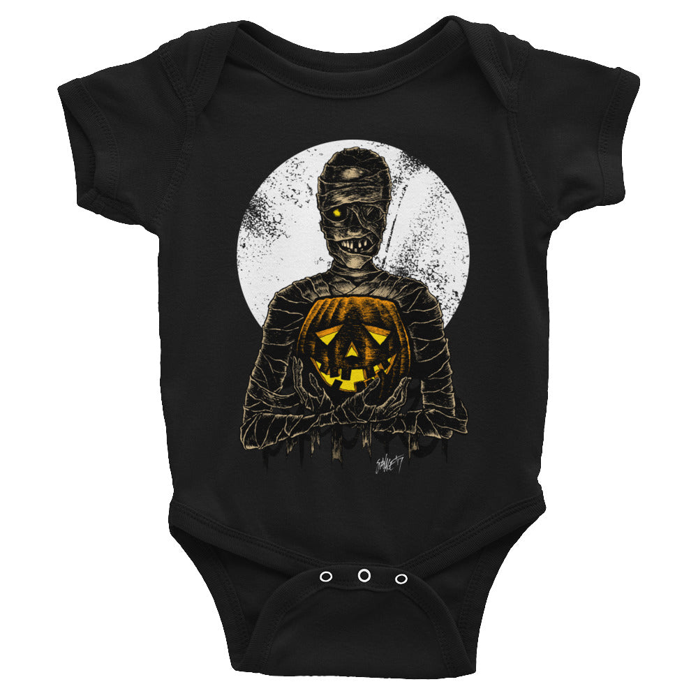 Monster Holiday - Mummy Infant Bodysuit