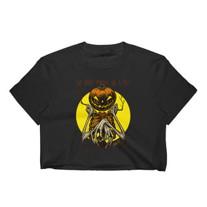Cult of the Great Pumpkin - Autumn People 7 Women's Crop Top