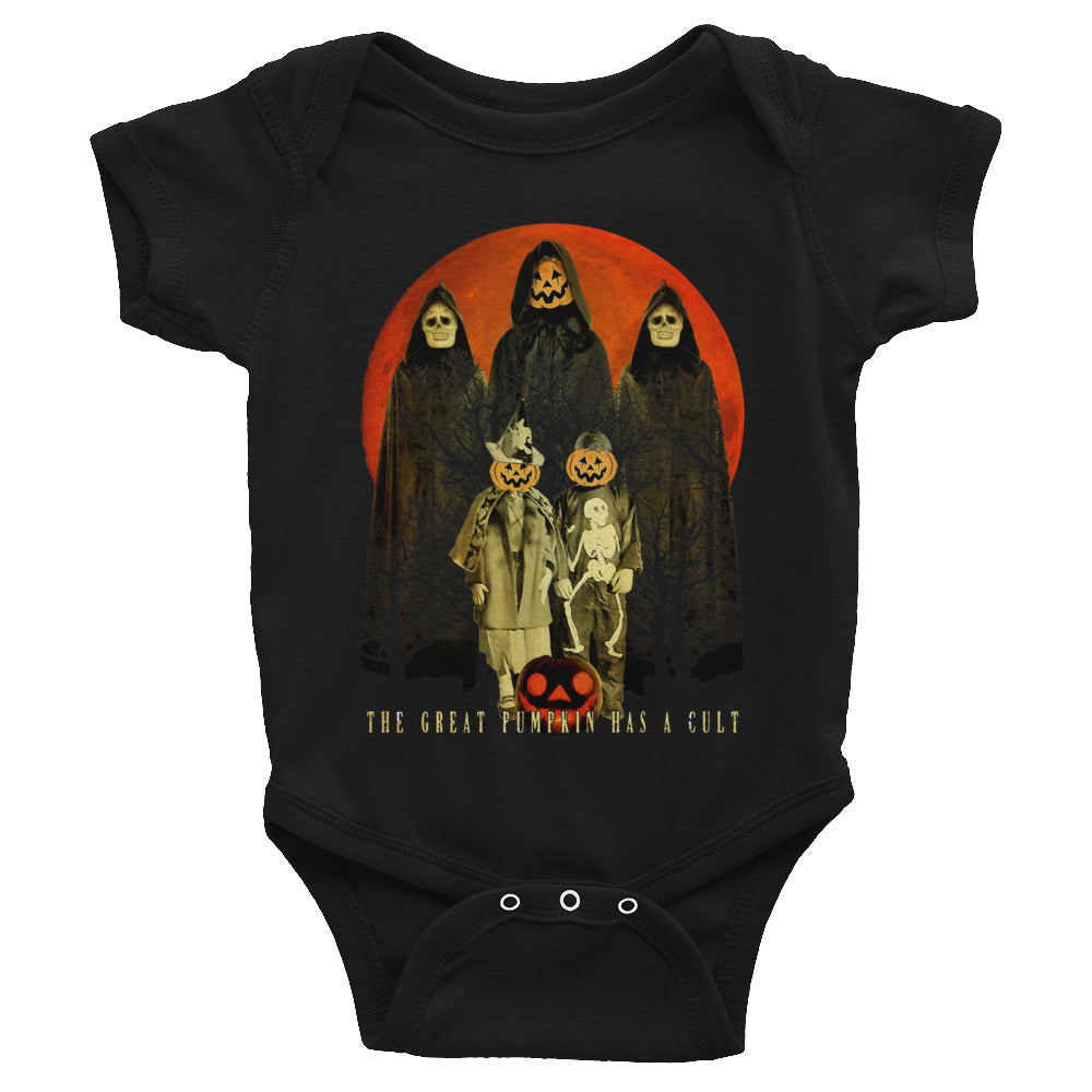 Cult of the Great Pumpkin - Trick or Treaters Infant Bodysuit