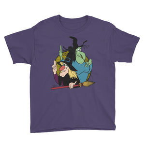 Halloween Saints Series 2 - ALT - Which Hazel Youth Short Sleeve T-Shirt