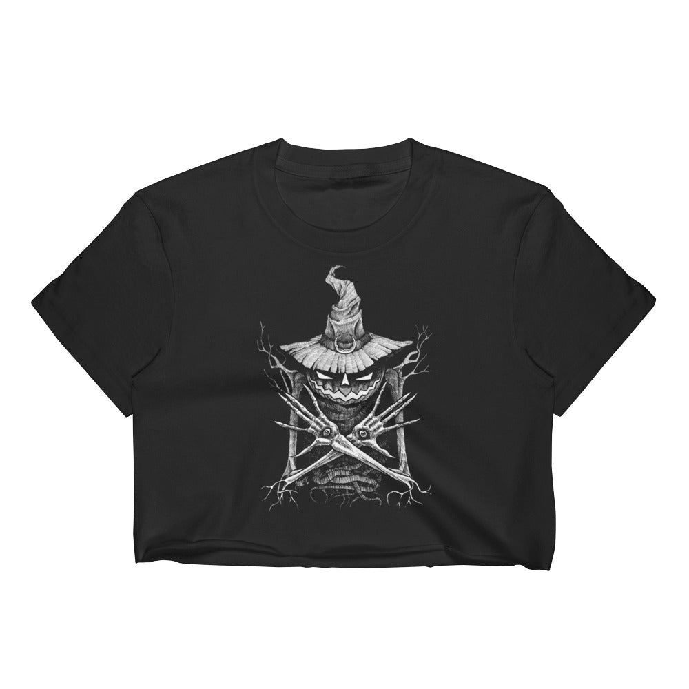 Fearwear Art - Summoner Women's Crop Top