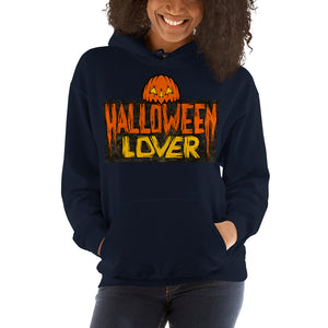 Halloween Lover Hooded Sweatshirt