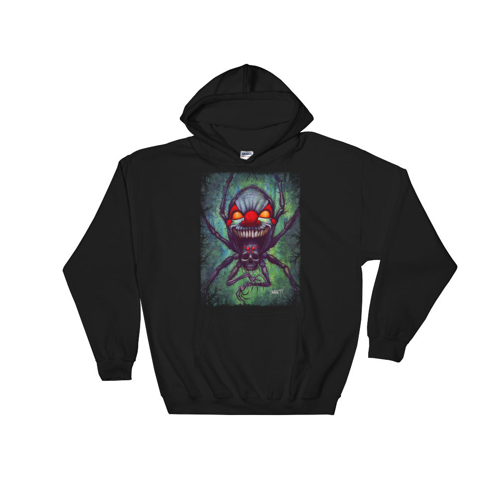Doomspider Hooded Sweatshirt