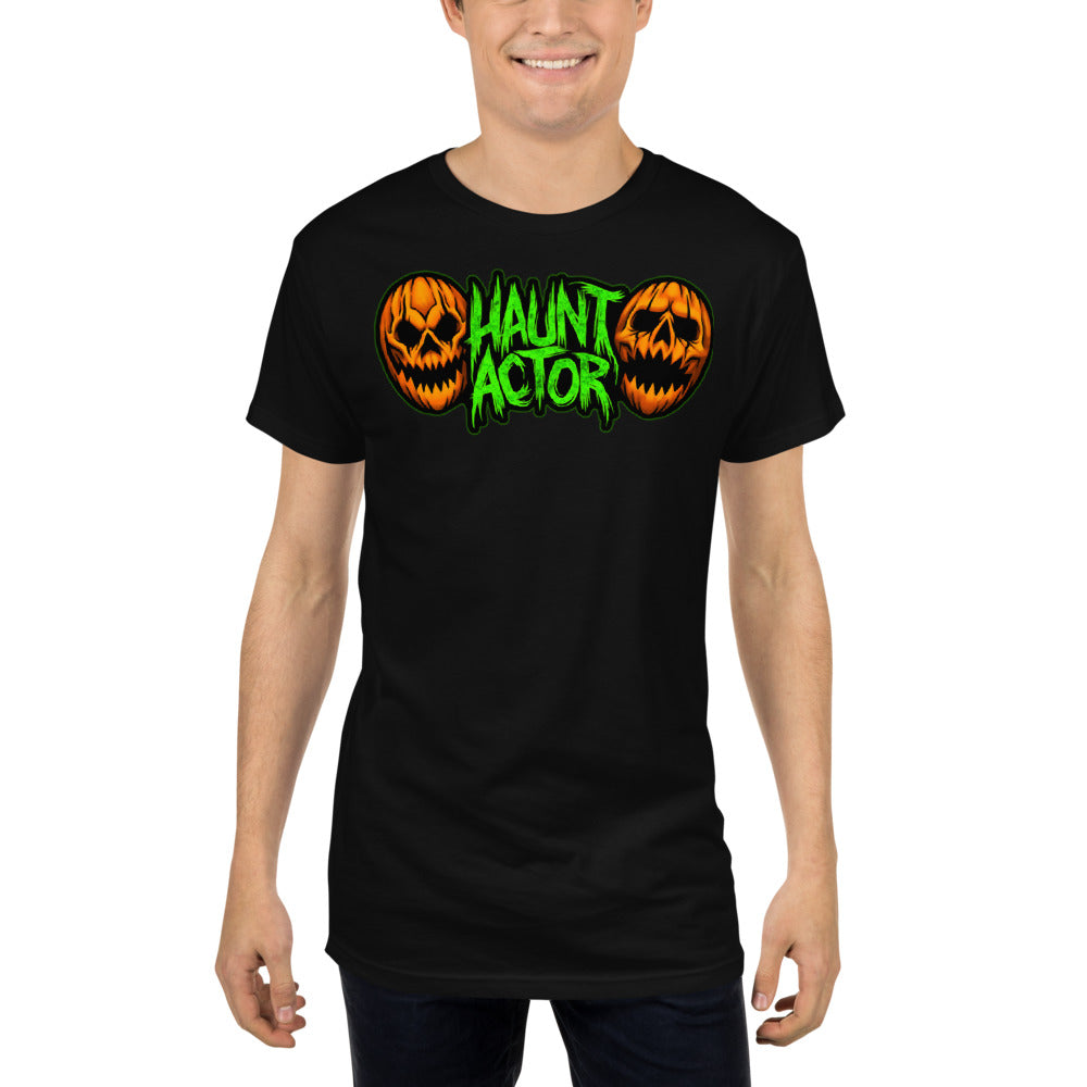 Haunt Actor Long Body Urban Tee