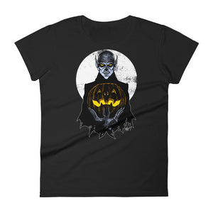 Monster Holiday - Vampire Women's short sleeve t-shirt