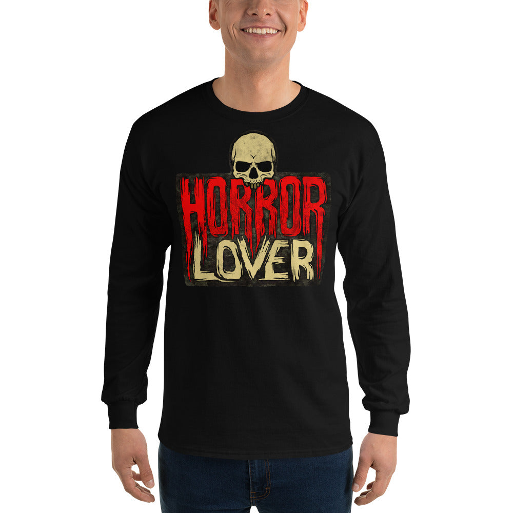 Horror Lover Long Sleeve T-Shirt