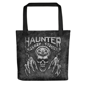 Haunter Tote bag