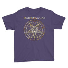 Cult of the Great Pumpkin - Pentagram Youth Short Sleeve T-Shirt