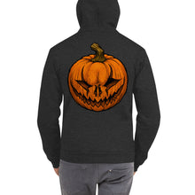 Wicked Jack Zip-Up Hoodie Sweater
