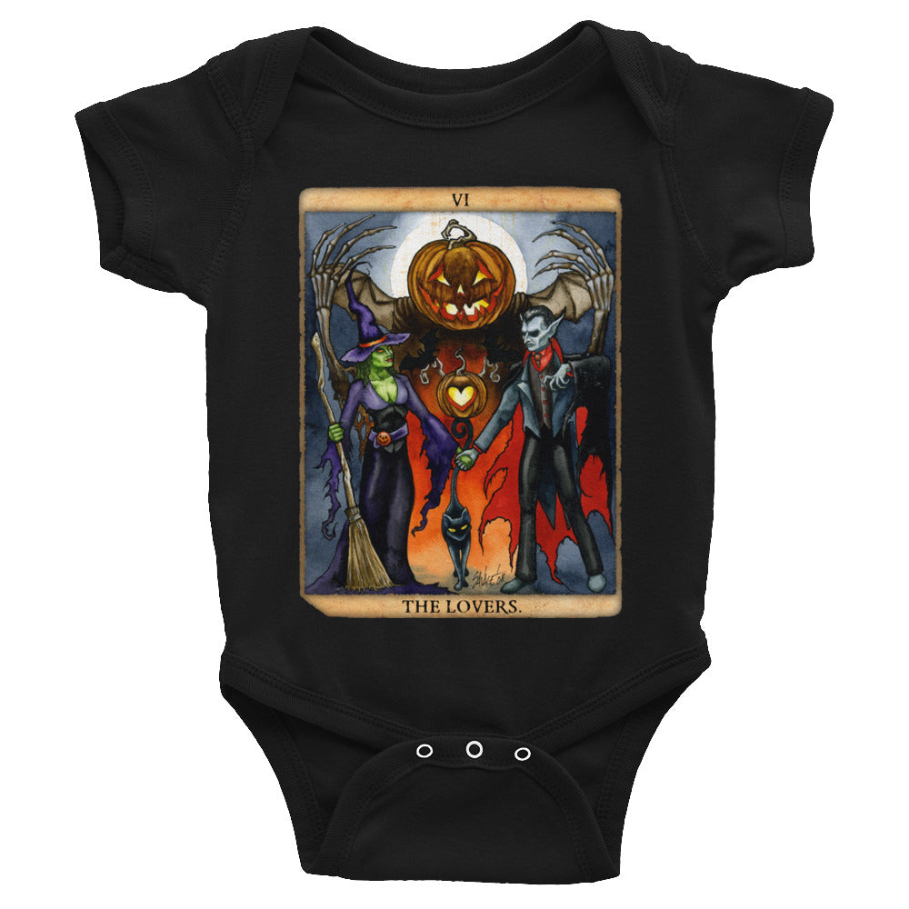 Halloween Lovers Infant Bodysuit