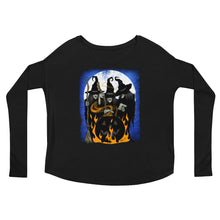 Cauldron Crones Ladies' Long Sleeve Tee