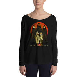 Cult of the Great Pumpkin - Trick or Treaters Ladies' Long Sleeve Tee