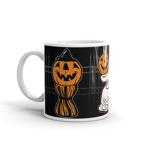 Halloween Blowmold Decorations Mug
