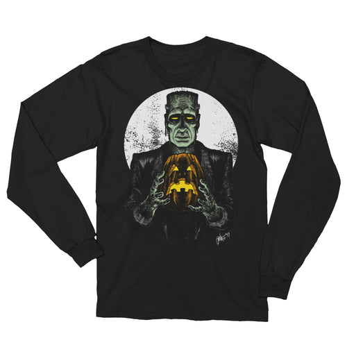 Monster Holiday - The Monster Unisex Long Sleeve T-Shirt
