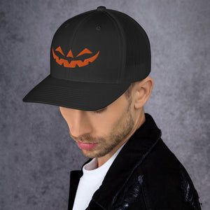 Happy Jack Embroidered Trucker Cap