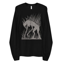 Spirit of the Lonely Places Long sleeve t-shirt