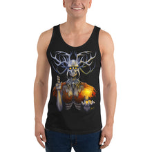 Saint of the Lonely Places Unisex Tank Top