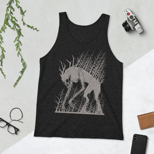 Spirit of the Lonely Places Unisex Tank Top