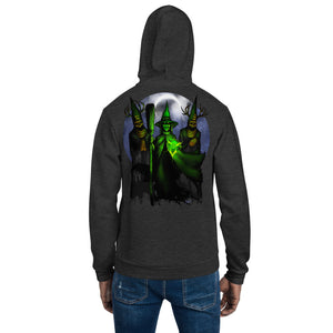 Häxan Zip-Up Hoodie sweater