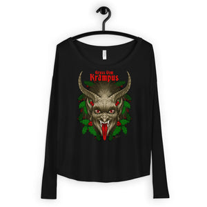 Krampus 2020 Ladies' Long Sleeve Tee