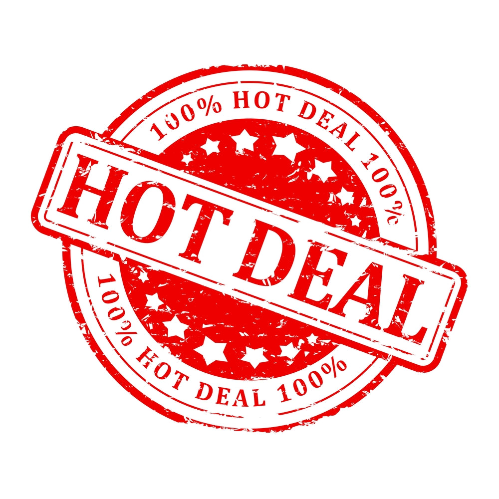 red hot exclusive deals -- hot deals