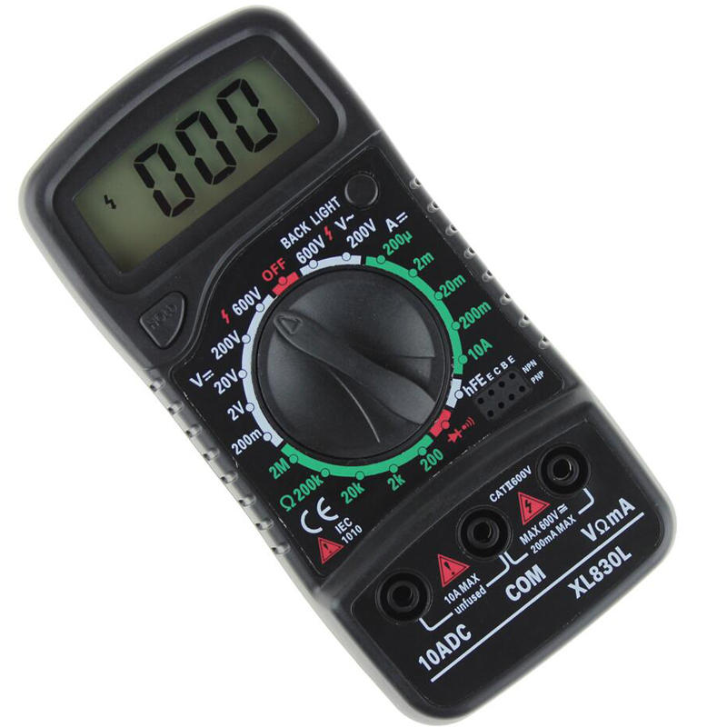 Aneng Digital LCD Power Multimeter Voltage Current Tester - Red Hot Exclusive