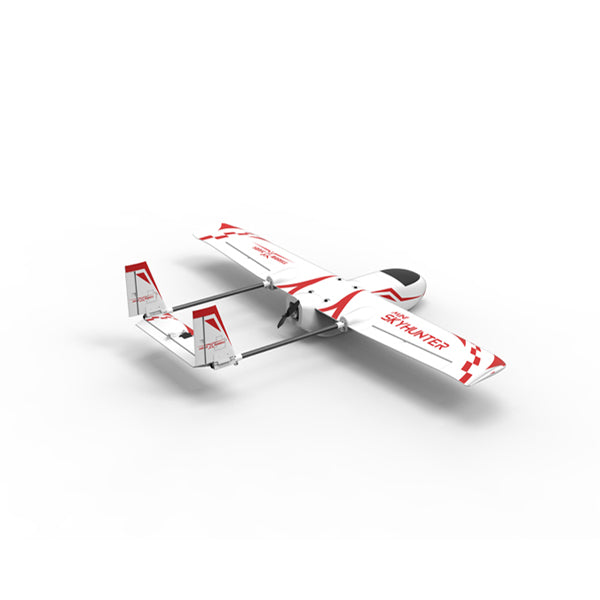 Sonicmodell Mini Skyhunter RC Airplane KIT - Red Hot Exclusive