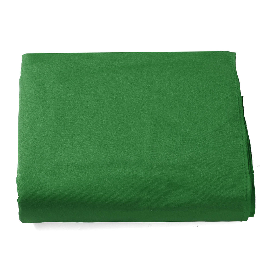 SportsBarn Replacement Felt Cloth For Pool Billiard or Snooker Table -- 6Pcs Green/Red 9.5x4.7ft - Red Hot Exclusive