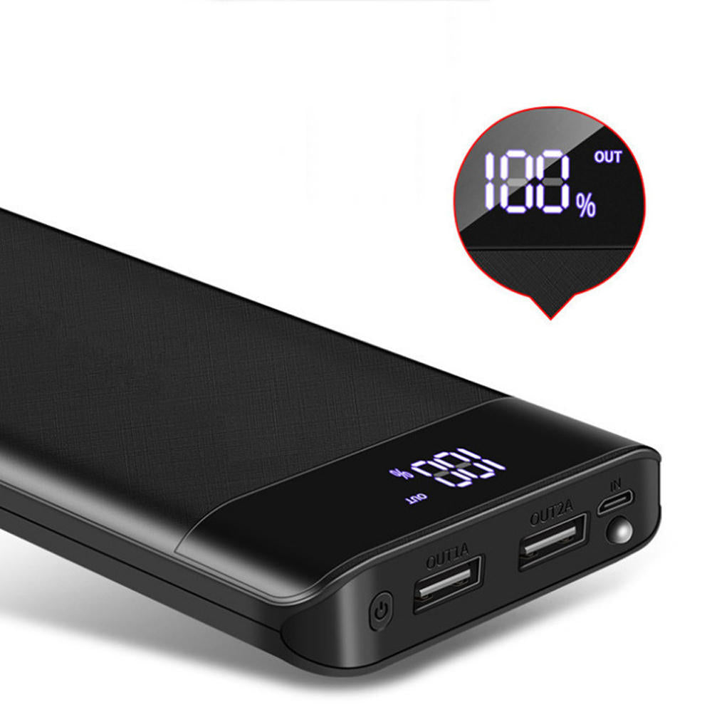 Bakeey Fast Charging Power Bank Case for iPhone, Oneplus, Xiaomi, Samsung - Red Hot Exclusive