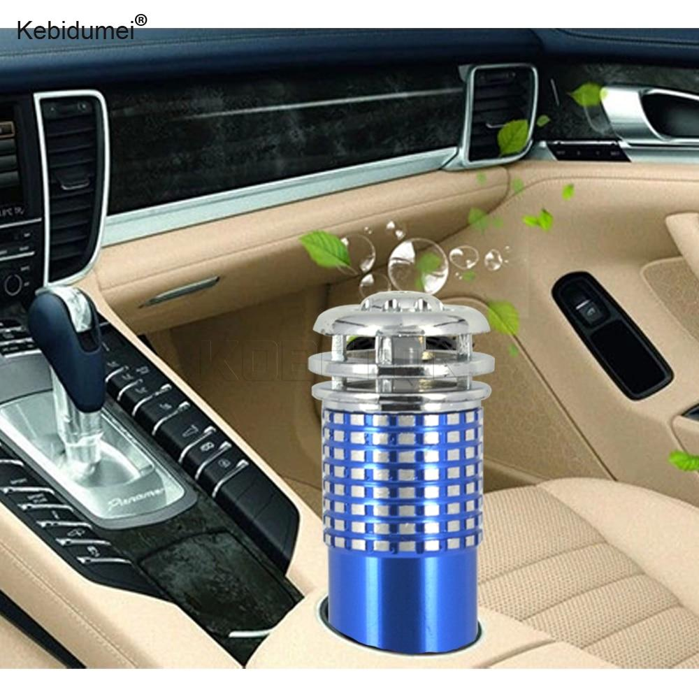 Eco Breeze 12V Mini Car Air Purifier Car Deodorizer Ionizer Air Purifier
