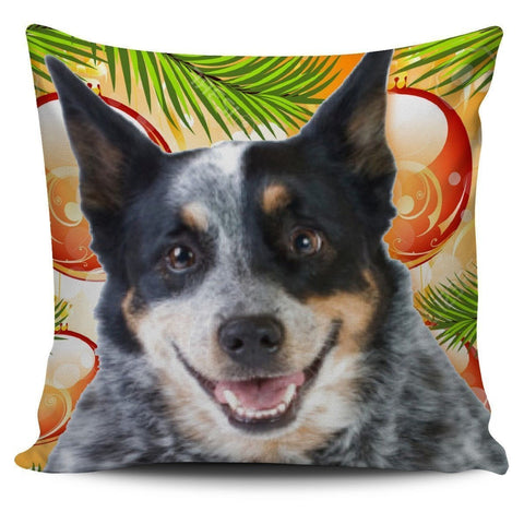 Cattle Dog-Pillow Cover-Free Shipping