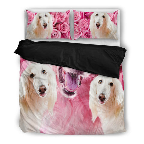 Afghan Hound Bedding Set- Free Shipping
