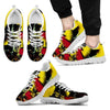 Superhero Print Running Shoes (Men/Women)- Free Shipping