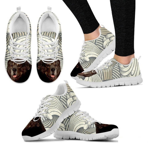 Tibetan Mastiff Dog Running Shoes For Women-Free Shipping