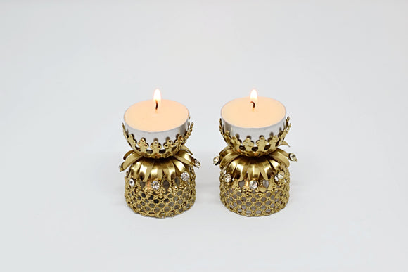 Chalis Diya (Set of 2)