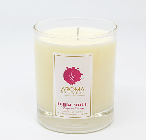 23. 30cl Fragrance Balinese Paradise Candle