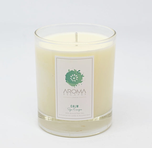 40. 30cl Spa Calm Candle