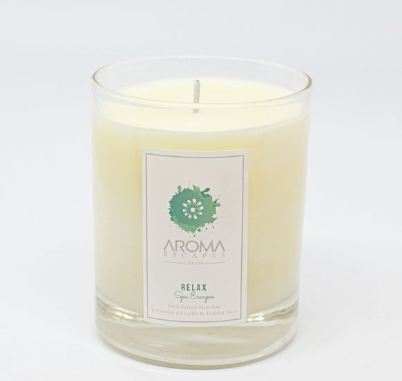 42. 30cl Spa Relax Candle