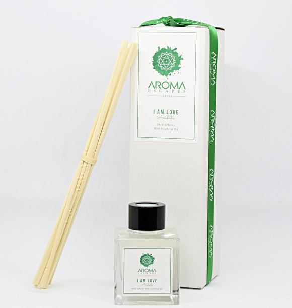 04. I Am Love 100ml Chakra Reed Diffuser