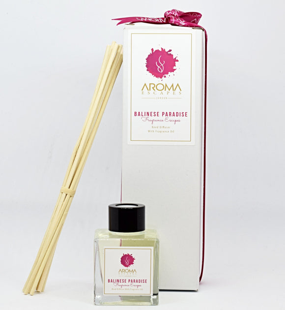 23. 100ml Fragrance Balinese Paradise Reed Diffuser