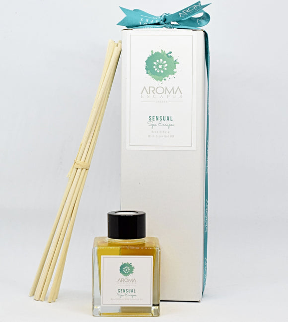 41. 100ml Spa Sensual Reed Diffuser