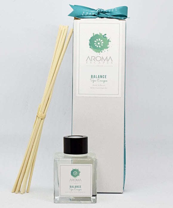 43. 100ml Spa Balance Reed Diffuser